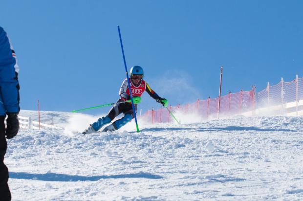 Sierra Nevada acogerá la primera fase de la Copa España Audi U16/14 de esquí alpino