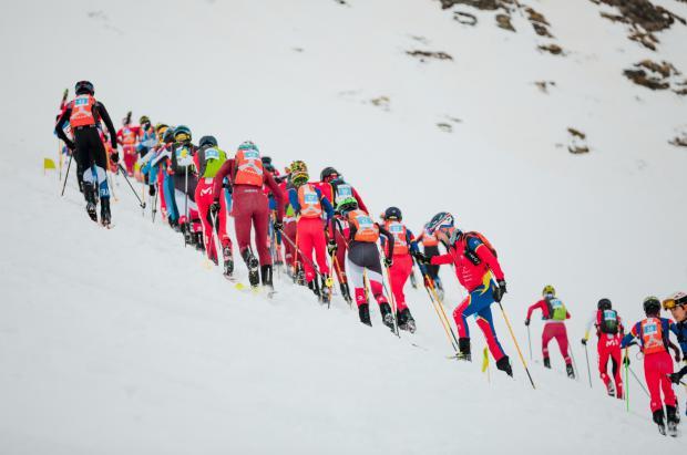 Xavier Gachet y Alba de Silvestro vencedores de la Individual Race en Compedrosa Andorra