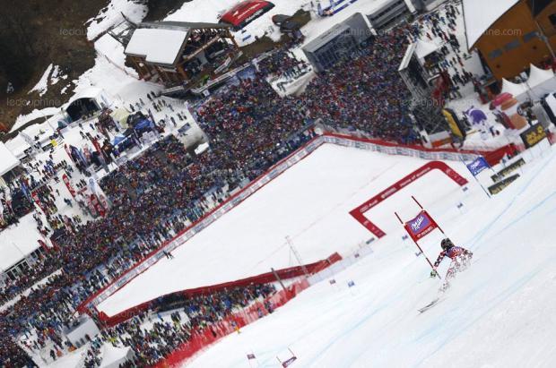 Courchevel y Méribel organizarán el Campeonato Mundial de Esquí Alpino en 2023