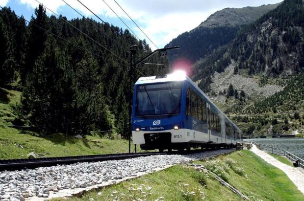 Más trenes cremallera para Vall de Núria debido al incremento de visitantes
