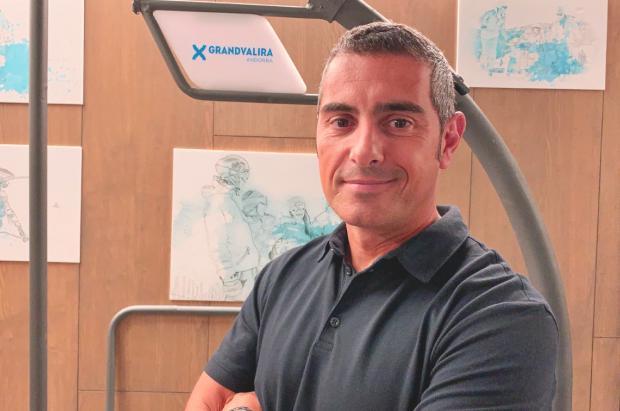 """David Ledesma (Grandvalira): """"el nuevo Director General llegaría antes de septiembre"""""""