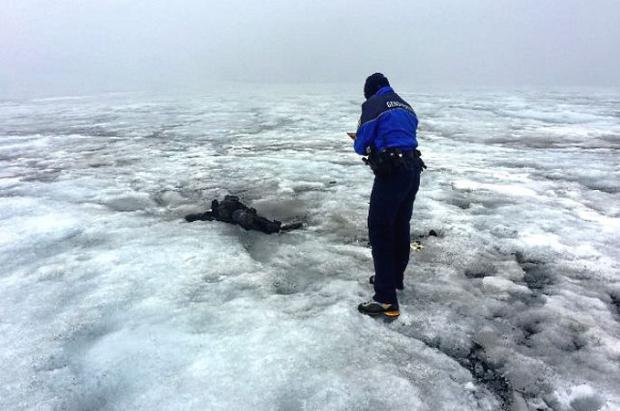 El glaciar suizo donde se encontró a la pareja perdida hace 75 años esconde 280 cuerpos más