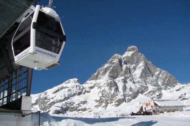 Avanza el proyecto para llevar el descenso más largo de la Copa del Mundo al pie del Matterhorn