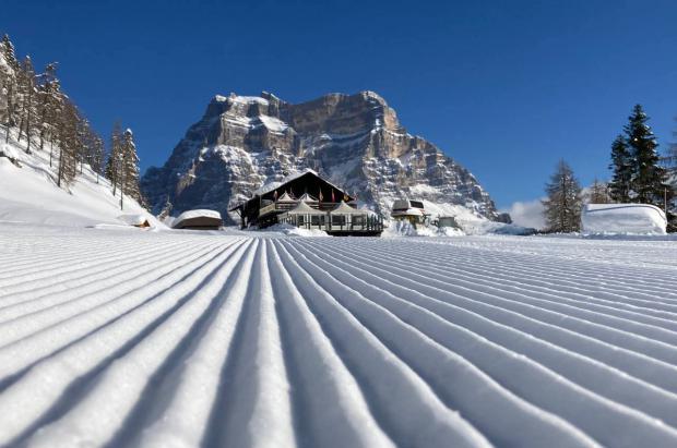 Italia pierde 12,4 millones de turistas por el cierre de la nieve y le cuesta 9,7 mil millones de euros