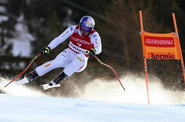 El italiano Paris y la eslovaca Vlhova ganan el descenso de Bormio y el gigante de Semmering