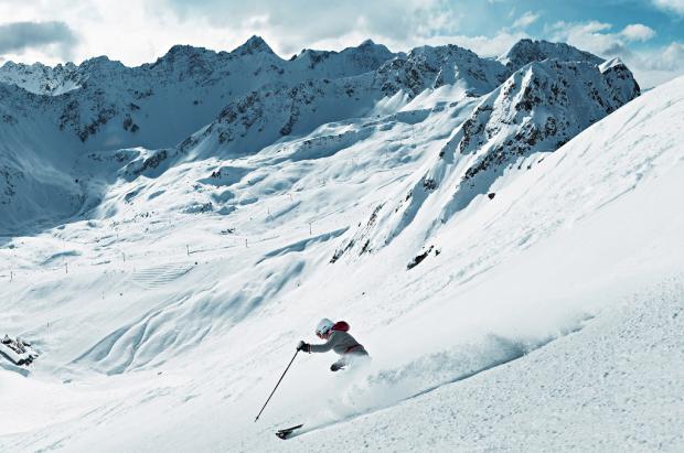 Suiza, el extraordinario Planeta de la Nieve