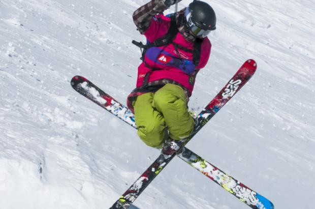Dos españoles se llevan el podio de snowboard en el 'Dorado Junior' de Vallnord Arcalís