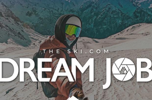 ¡El empleo soñado vuelve a estar libre! esquiar por todo el mundo cobrando