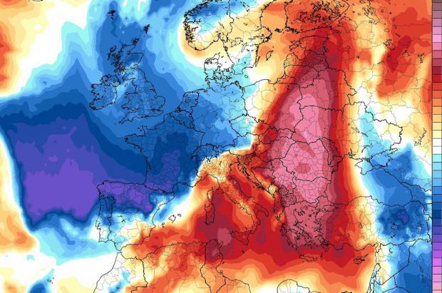 Previsión Meteo fin de semana: Con la primavera llega el frío
