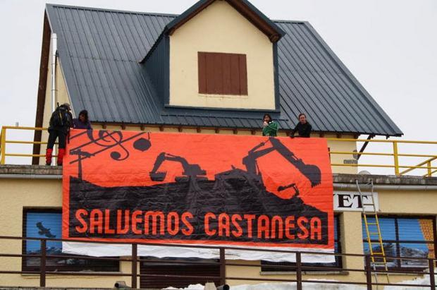 Oposición frontal de los ecologistas a la ampliación de Cerler por Castanesa