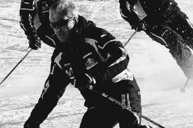 Fallece Eduardo Puente, profesor, demostrador y referente del esquí