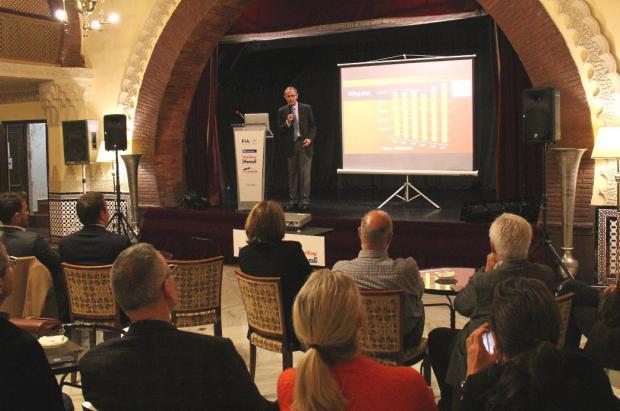 Granada organiza la reunión anual de la federación de estaciones de esquí de Europa
