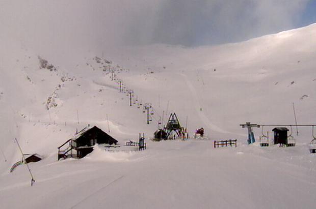 Alto Campoo abre este viernes y anticipa la temporada de esquí del norte de la Península