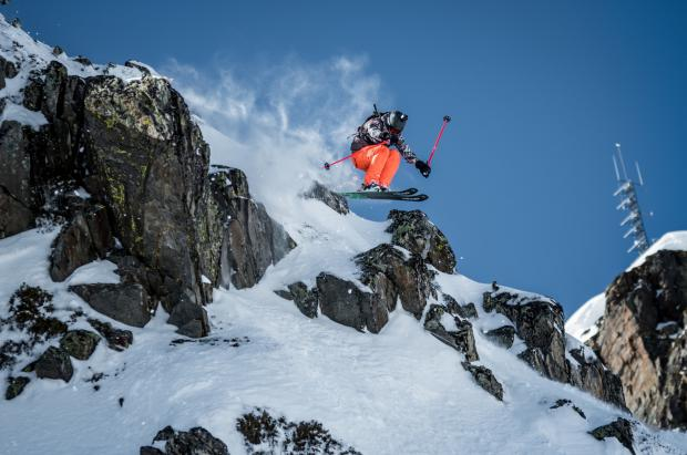 ElDorado Freeride Junior abre la semana grande del Freeride World Tour en Arcalís