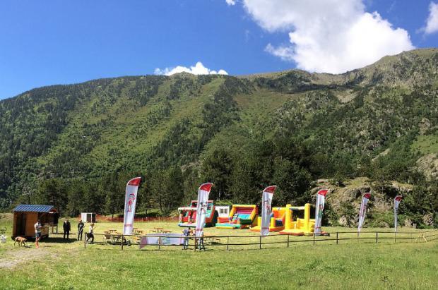 Vallnord-Arcalís estrena temporada de verano y el nuevo Park Agustina