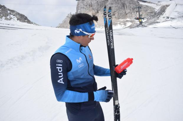 La marca de suplementos nutricionales Enervit Sport, nuevo producto oficial de la RFEDI