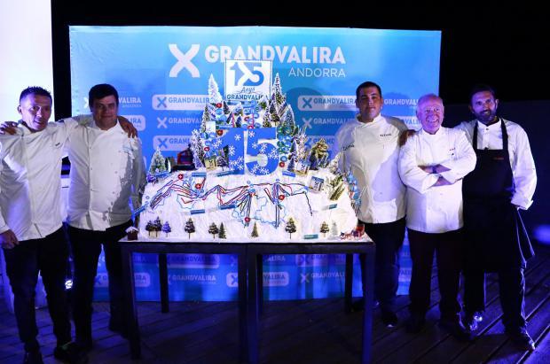 Semana gastronómica en Grandvalira con la celebración de dos eventos de alta cocina