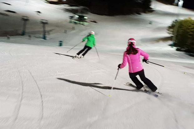 El esquí nocturno de Masella cumple ya sus primeros 5 años