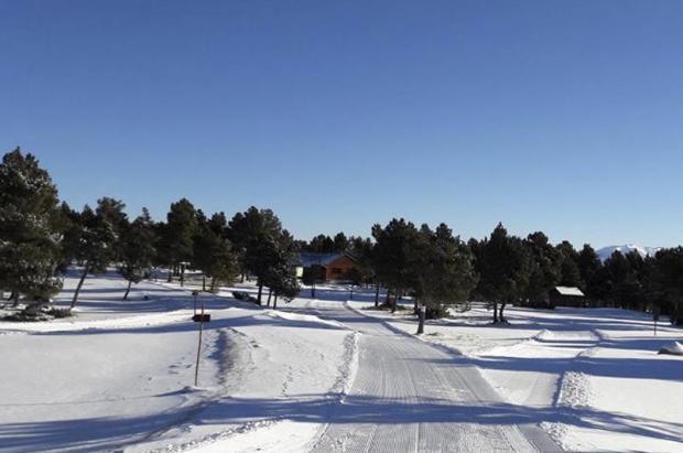 Todas las estaciones de esquí nórdico del Pirineo catalán ya están abiertas