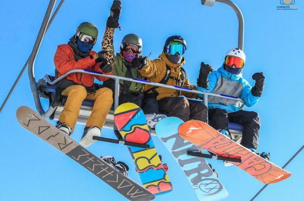 El Brexit pone en jaque el negocio del esquí en Reino Unido