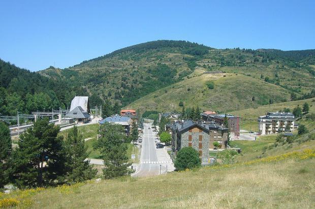 Más de 500.000 euros para mejorar y reparar la carretera de Alp a La Molina