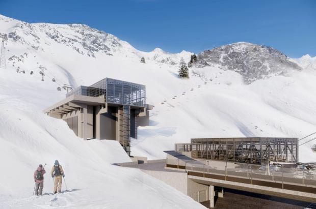 St. Anton y Lech se unen creando un dominio esquiable de 305 km de pistas