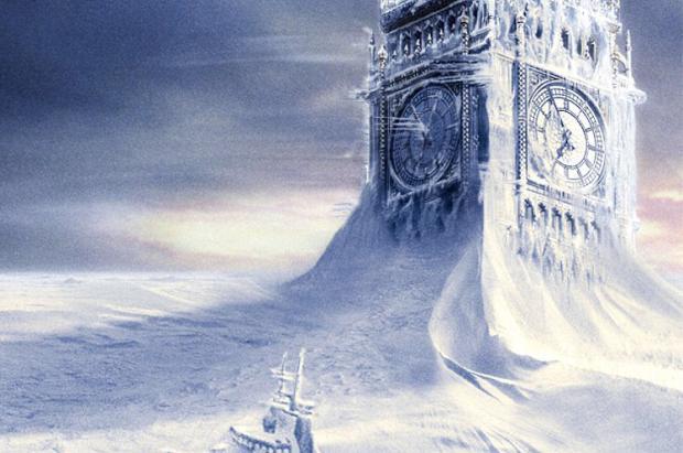 El próximo invierno 2016/17 podría ser el más frío de los últimos 100 años en Europa...