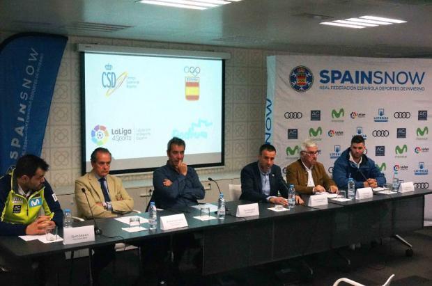 La RFEDI presenta la temporada de invierno 2017-18 y celebra los 75 años de La Molina