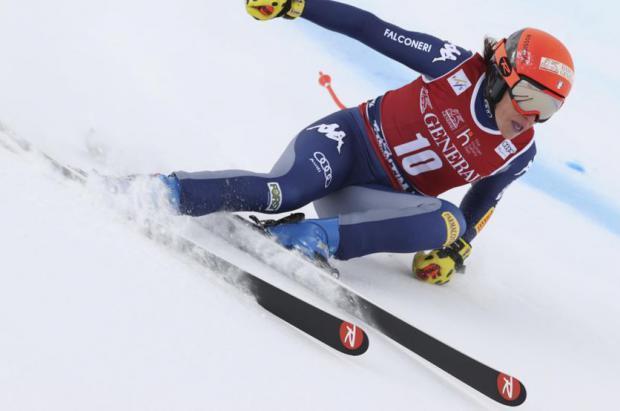 Brignone gana el SG de Val di Fassa y Lara Gut se asegura el Globo de cristal de la especialidad