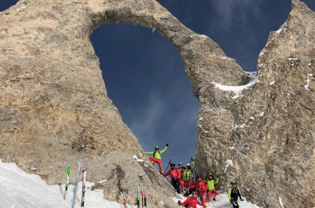 Los 15 componentes de la selección de Esquí de montaña FEDME 2020-2021
