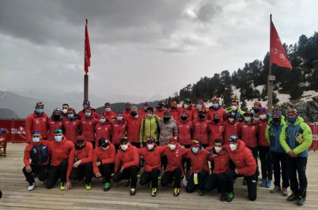 España en el club de las grandes potencias del Esquí de Montaña mundial