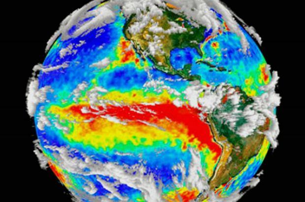 Previsiones meteo largo plazo Europa y EE. UU. y Canadá
