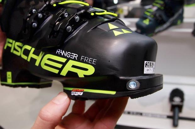 La 'versátil' bota Fischer Ranger One recibe un premio Ispo Award