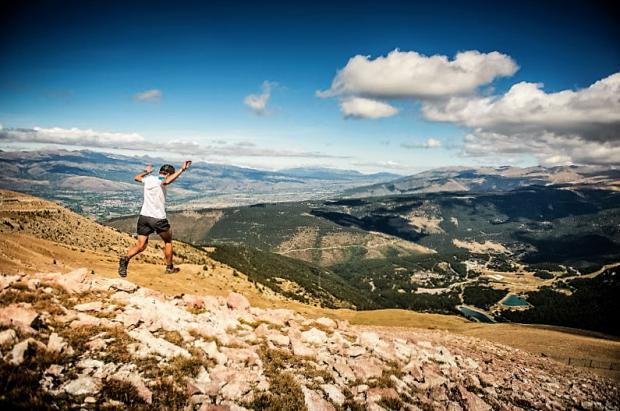 Llega el Fly Running, carreras de descenso vertical de montaña