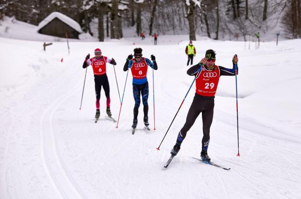 Belagua sede de la segunda fase de la Copa de España FIS de Esquí de Fondo