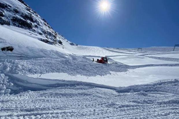 Noruega se prepara para el esquí de primavera-verano: el glaciar de Fonna abre en una semana