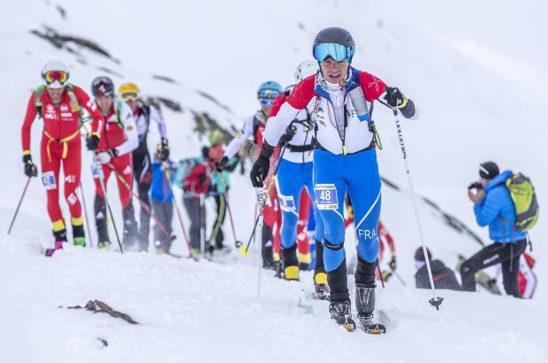Las nevadas obligan a modificar el recorrido de la Individual Race de la Comapedrosa Andorra