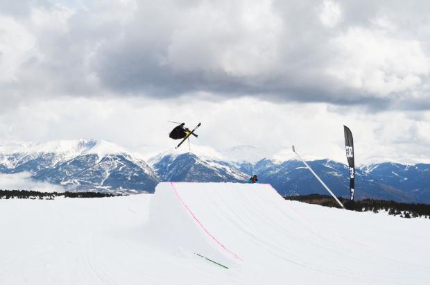 La Copa del Mundo de Ski Freestyle empieza este martes en Font-Romeu
