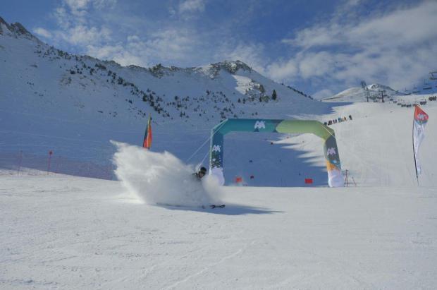 El Reino de Aramón espera la nevada del viernes y prepara un fin de semana de competiciones