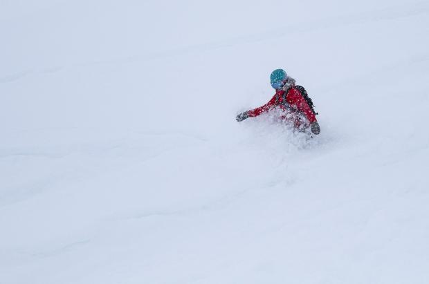 Aramón encara un fin de semana con unas condiciones de nieve espectaculares
