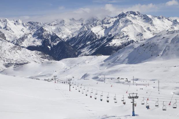 El Grupo Aramón anuncia el cierre de sus estaciones de esquí