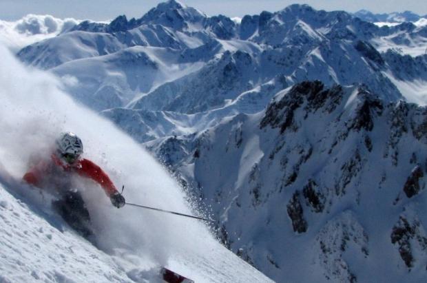 Pic du Midi, el espacio Freeride 100% en pleno Pirineo presenta sus novedades 2015-16