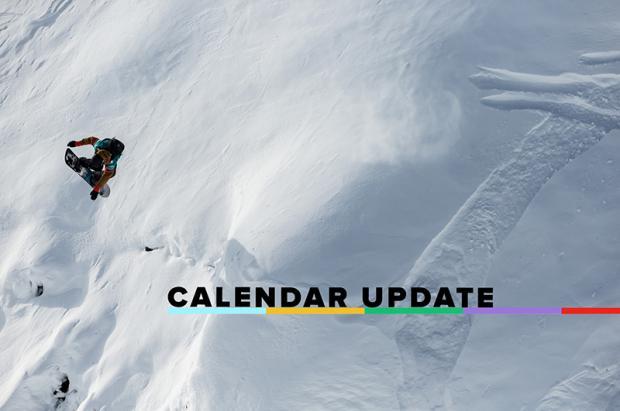 ¡Actualización del calendario del FWT21! Canceladas las pruebas de Hakuba y Kicking Horse