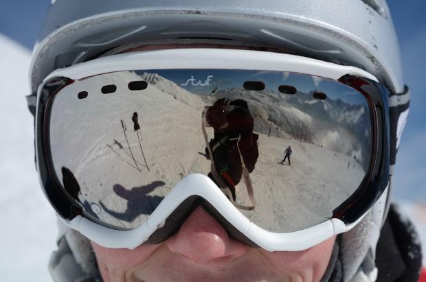 Consejos para elegir una mascara de esquí y no dañarte los ojos en la nieve