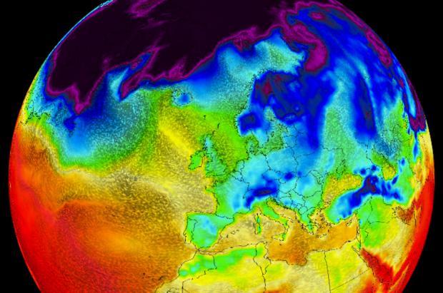 Previsión Meteo Fin de Semana: Fuera el anticiclón y llegan las nevadas ahora y más allá
