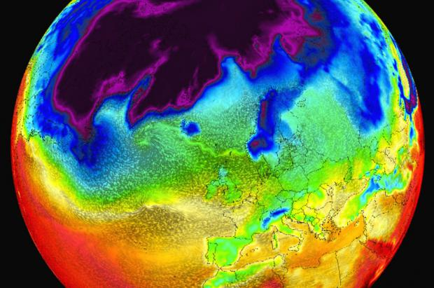 Previsión Meteo Fin de Semana y más allá: Llegada de frentes que dejarán nieve la próxima semana