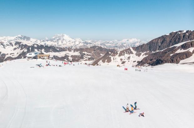 Val d'Isère y Avoriaz se suman a las estaciones donde se puede esquiar este fin de semana de junio