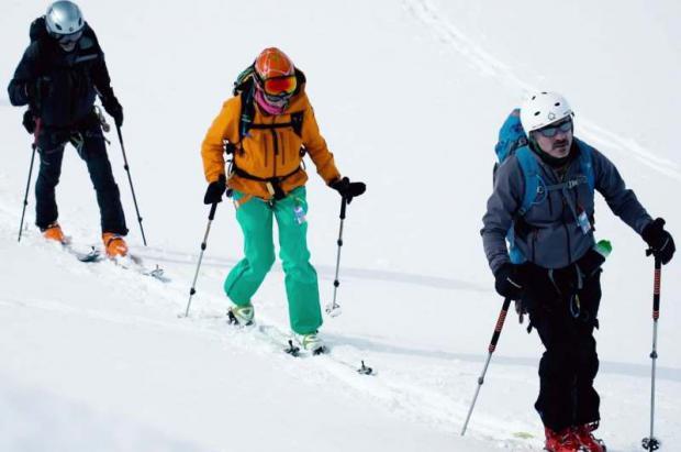 Haglöfs te equipa para el esquí de montaña en el GoreTex High Camp