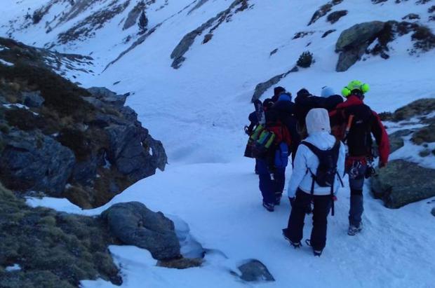 Fin de semana accidentado en el Pirineo con 6 rescates de la parte catalana y 2 en la francesa