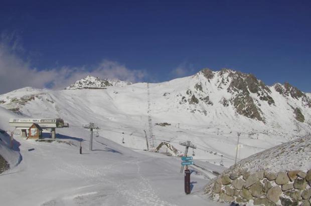La Lotería toca al grupo N'PY, este fin de semana abre casi todas sus estaciones de esquí